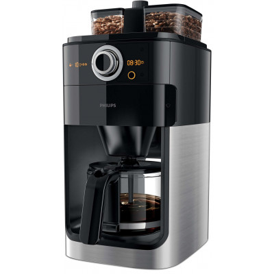 Philips HD7762/00 Grind & Brew Coffee Maker