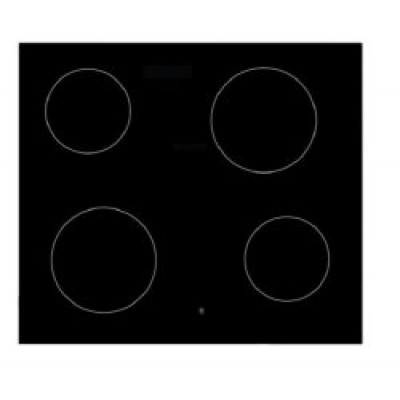 AEG HE604000CB 60cm 4 Plate Ceramic Hob