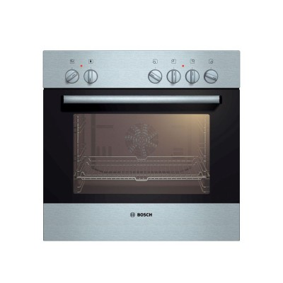 Bosch Serie 2 HEN201E2 Built-in Black/Stainless Steel Under-Counter Oven