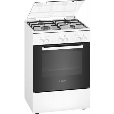 Bosch Serie 2 HGA120B20Z  Freestanding Gas Cooker White