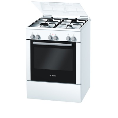 Bosch Serie 4 HGD524321Z Gas/Electric Freestanding Cooker