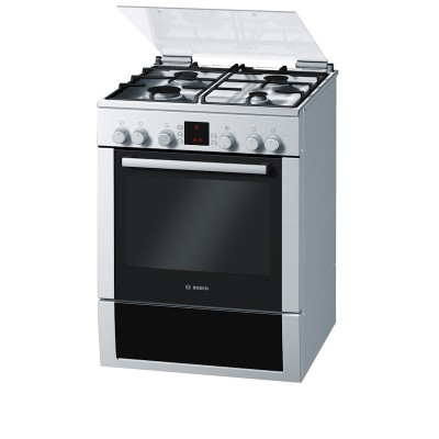 Bosch Serie 4 HGD745356Z 60cm Freestanding Gas/Electric Cooker S/Steel