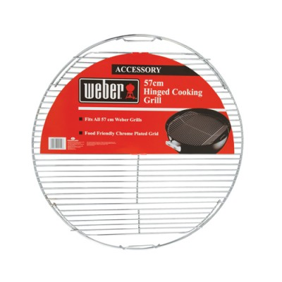 Weber Grate Hinged Cooking 57CM