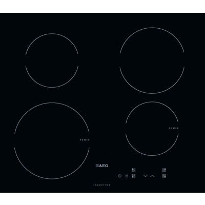 AEG 600mm 4 Zone Induction Hob