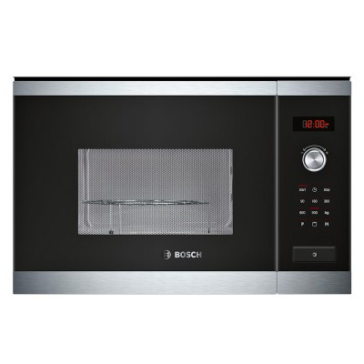 Bosch Built-In Microwave With Grill