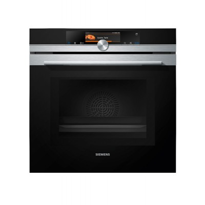 Siemens HN678G4S1 iQ700 Built-in Oven with Steam and Microwave Function