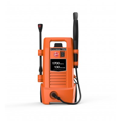 Hoover 1700W Pressure Washer