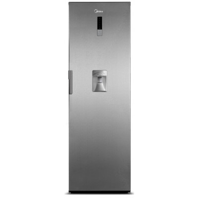 Midea 341L Net A+ Upright Larger Fridge Water Dispenser Stainless