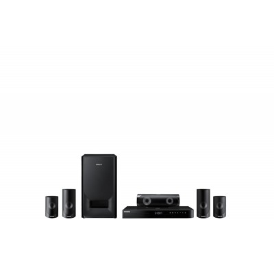Samsung 1000W Black 3D Blu-Ray Tallboy Home Theatre