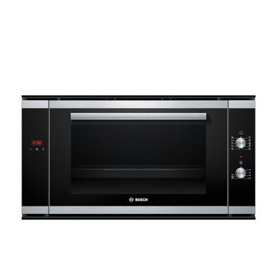Bosch Serie 6 HVA531NS0 90cm Built-in Oven Graphite
