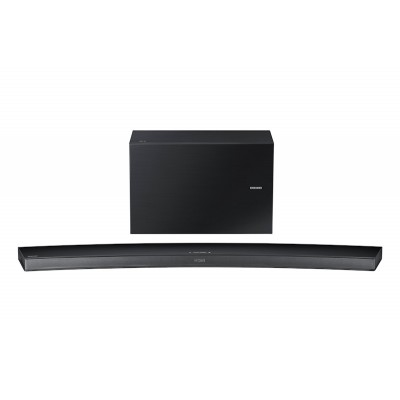 Samsung 320W Black Curved Soundbar