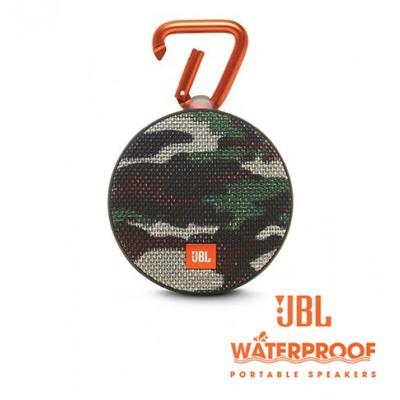 JBL Clip 2 Squad Bluetooth Speaker