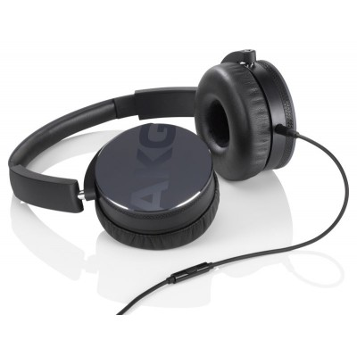 AKG Y50 Black On-Ear Headphone