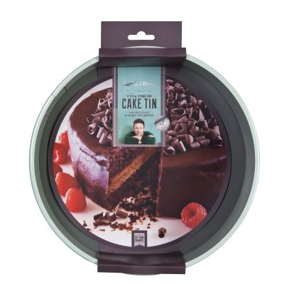 Jamie Oliver Round Springform Cake Tin 23cm