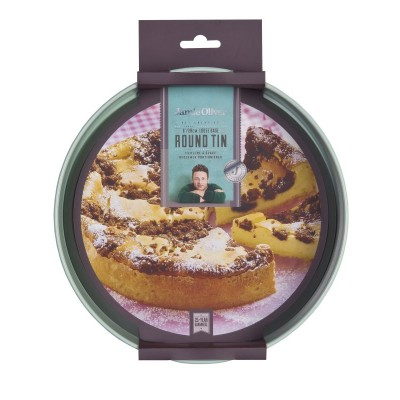 Jamie Oliver 20cm Loose Base Round Tin