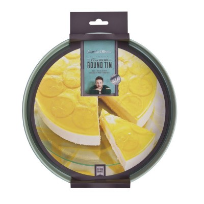 Jamie Oliver 23cm Loose Base Round Tin