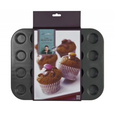 Jamie Oliver Mini Muffin Tray 24 Holes