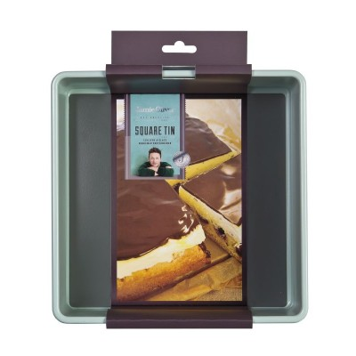 Jamie Oliver Square Cake Tin 20cm