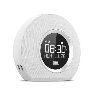 JBL Horizon Bluetooth Clock Radio -White