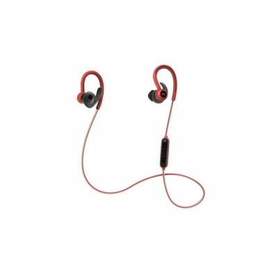 JBL Reflect Contour Red Sweat Proof Bluetooth Earphone