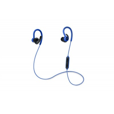 JBL Reflect Contour Blue Sweat Proof Bluetooth Earphone