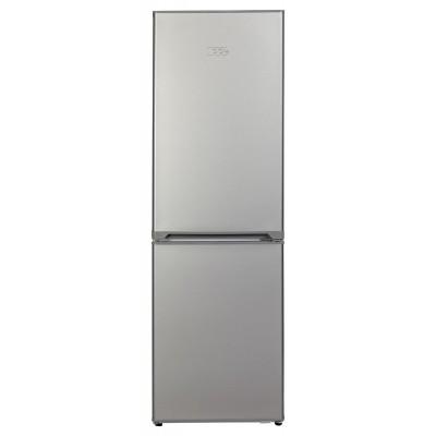 KIC KBF 525/1 ME 239L Metallic Combi Fridge Freezer
