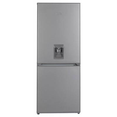 KIC 276L Metallic Combi Fridge With Water Dispenser