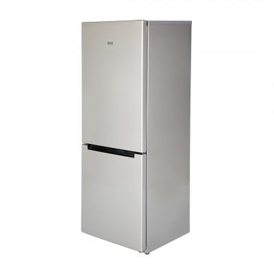 KIC KBF631ME 276L Metallic Combi Fridge Freezer
