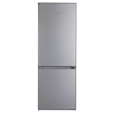 KIC 314L Metallic Combi Fridge
