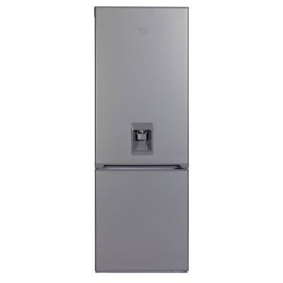 KIC 314L Metallic Combi Fridge With Water Dispenser