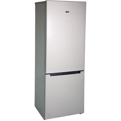 KIC KBF635ME 314L Metallic Combi Fridge Freezer