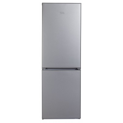 KIC 344L Metallic Combi Fridge