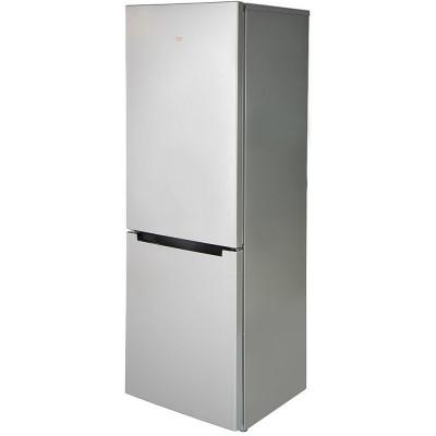 KIC KBF639ME 344L Metallic Combi Fridge Freezer