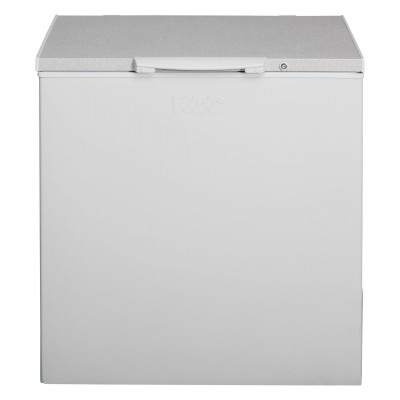 KIC 207L White Chest Freezer