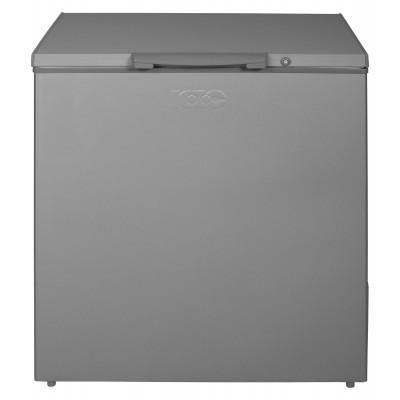 KIC KCG 210/1 ME 207L Metallic Chest Freezer