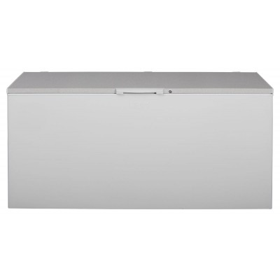 KIC 543L White Chest Freezer