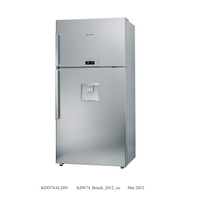 Bosch 558L Combi Fridge With Water Dispenser
