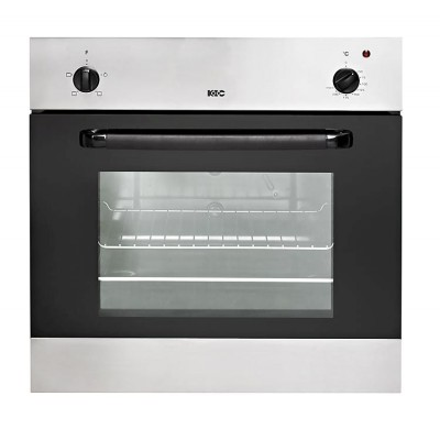 KIC Stainless Steel 57L Eye Level Oven