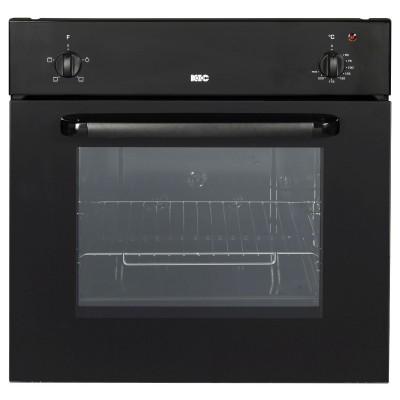 KIC Black 57L Eye Level Oven