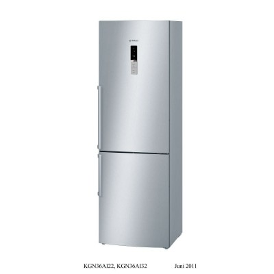 Siemens 289L Combi Fridge