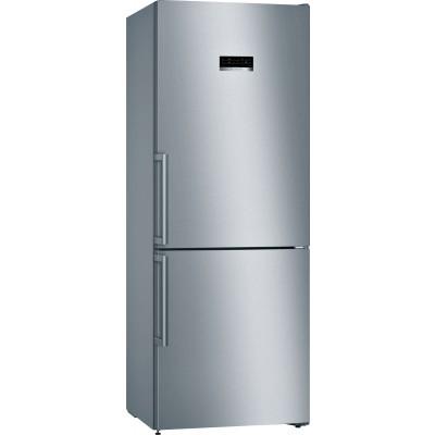 Bosch Serie 4 KGN46XL30Z 385 Litre No-frost Bottom Freezer Combination