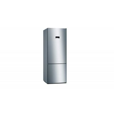 Bosch KGN56VI30Z 505L Stainless Steel Combi Fridge Freezer