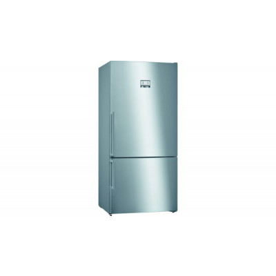 Bosch KGN86AI30Z 619L Stainless Steel Combi Fridge Freezer