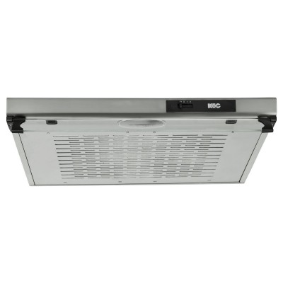 KIC 600mm Stainless Steel Wall Mounted Extractor