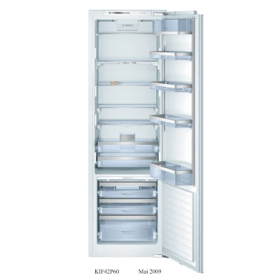Bosch Serie 8 KIF42P60 320L Built-in Fridge-Freezer