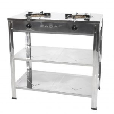 Cadac King 2 Plate Gas Stove