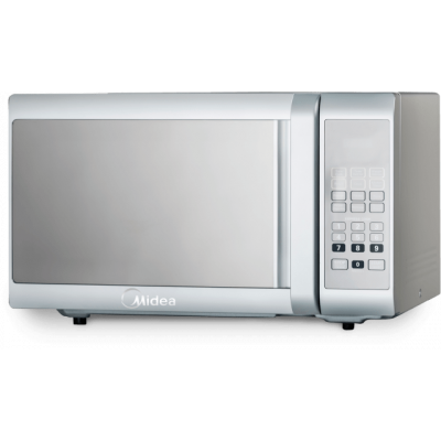Midea 28L Digital Microwave Oven 900W - Silver