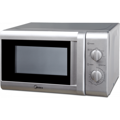 Midea 20L Manual Microwave Oven 700W - Silver