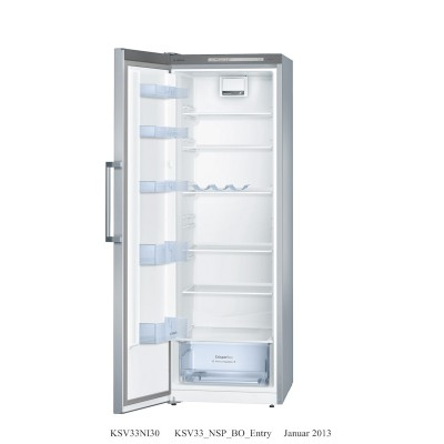 Bosch 324L Single Door Fridge