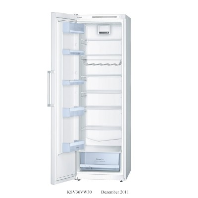 Bosch 346L White Single Door Full Fridge
